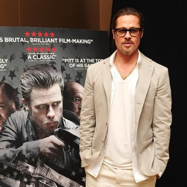 Salisbury Journal: Brad Pitt wants to make films his kids can see when they grow up