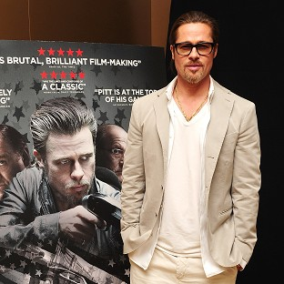 Brad Pitt wants to make films his kids can see when they grow up