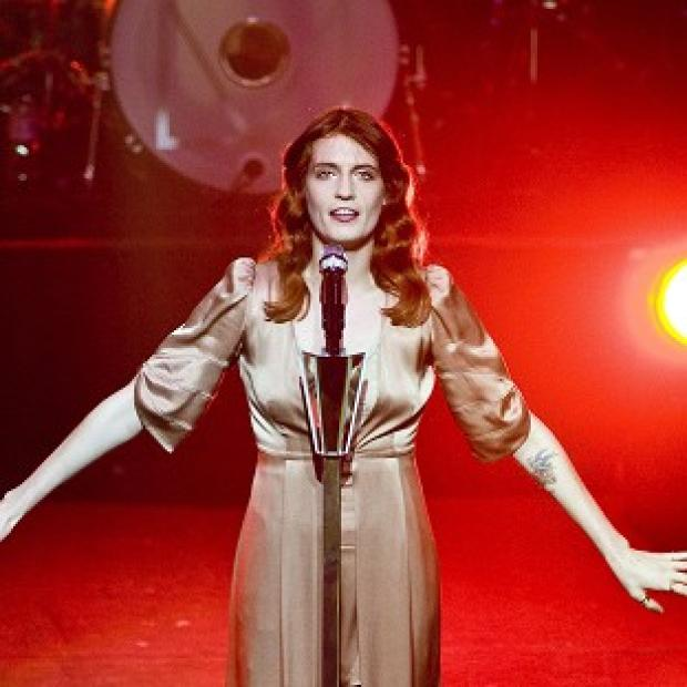 Florence Welch, of Florence and the Machine, will perform at Bestival this year