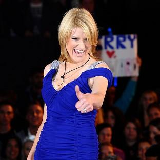 Sally Bercow caused controversy by appearing