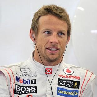 Jenson Button refuses to get involved with the speculation surrounding Lewis Hamilton
