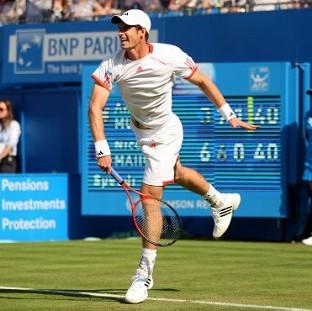 Great Britain's Andy Murray is confident he can beat Tomas Berdych