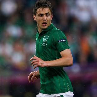 Kevin Doyle scored the Republic's winner at the death