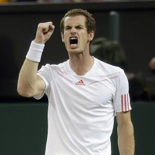 Andy Murray described the wind in New York as 'brutal' in his semi-final victory