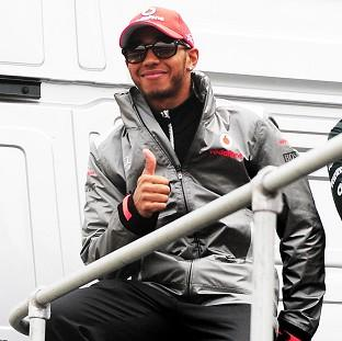Salisbury Journal: Lewis Hamilton, pictured, closed the gap in the title race to championship leader Fernando Alonso to 37 points