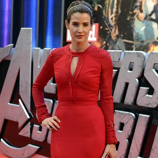 Cobie Smulders has tied the knot after a three year en