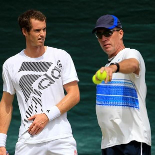 Salisbury Journal: Ivan Lendl, right, has backed Andy Murray for even greater things