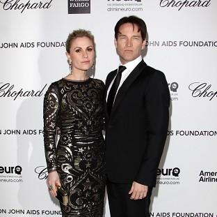 Anna Paquin and Stephen Moyer have had twins
