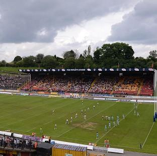 Bradford Bulls face an anxious wait to see if they will be allowed to remain in the Super League