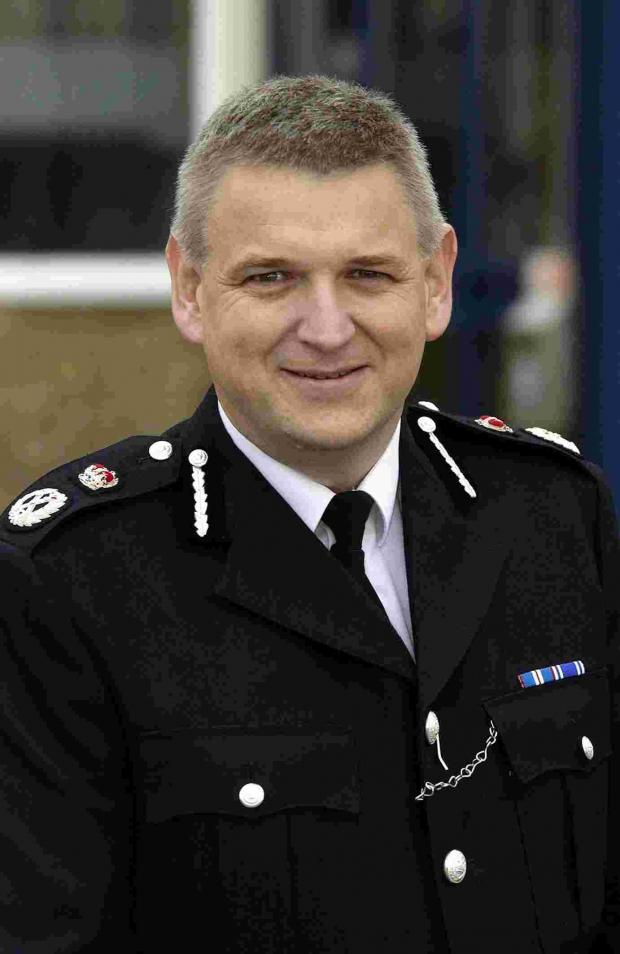 Chief Constable to step down