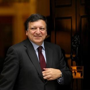 President of the European Commission Jose Manuel Barroso has stepped into the row about an independent Scotland's place in the EU
