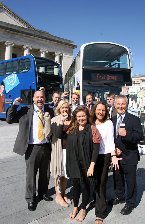 The discounted bus travel scheme for Southampton