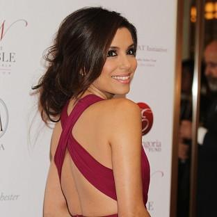 Eva Longoria has confirmed she is dating American football player Mark Sanchez