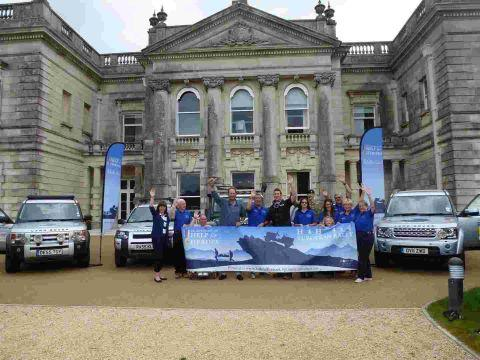 Rally raises  £192,341 for Help for Heroes
