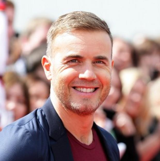 X Factor judge Gary Barlow said Carolynne Poole could be the 'dark horse of the show'