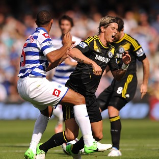 Chelsea's Fernando Torres delivered a below-par performance against QPR