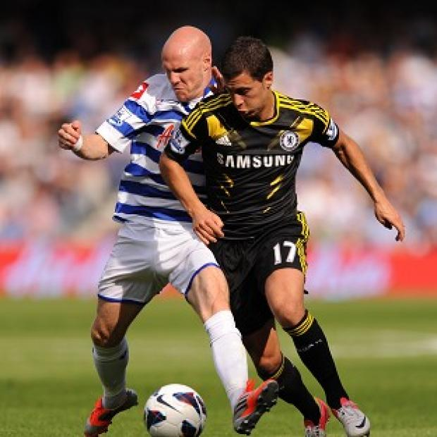 Salisbury Journal: QPR striker Andy Johnson faces a lengthy spell on the sidelines