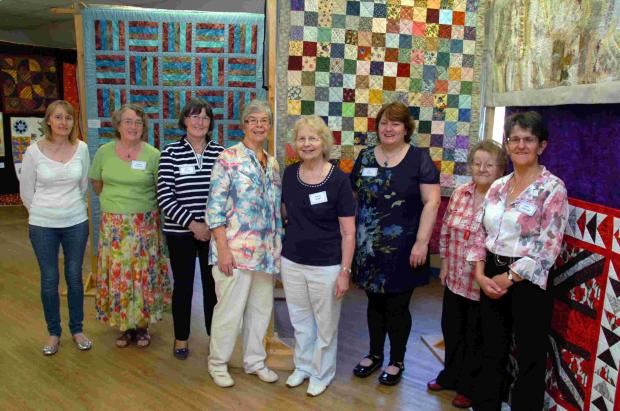 Quilters raise money for young carers