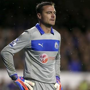 Steve Harper warned his Newcastle team-mates they should not expect to start every game
