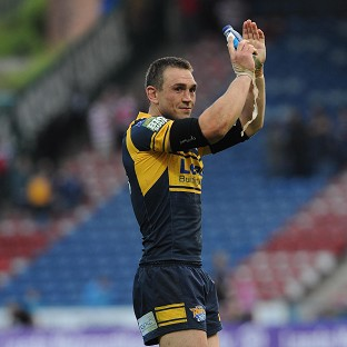 Kevin Sinfield said Leeds go to Fra