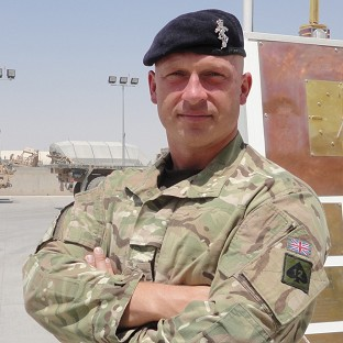 Sergeant Jonathan Eric Kups who died at Camp Bastion in Helmand Province, Southern Afghanistan, on Fr