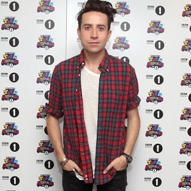 Nick Grimshaw has taken over as host of Radio 1's breakfast show