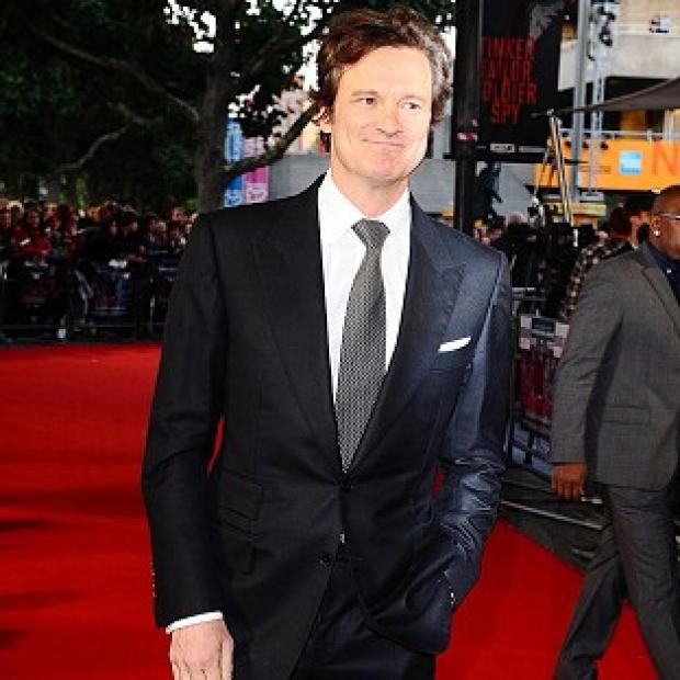 Is Colin Firth set to star in a sequel to The King's Speech?