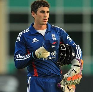 Craig Kieswetter insists 'confidence is still high' in the England camp