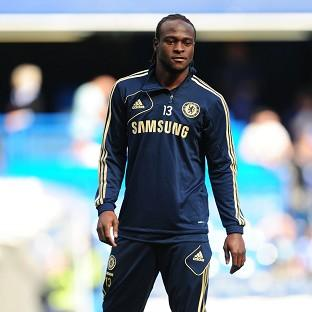 Roberto Di Matteo feels Victor Moses, pictured, can have a 'big influence' on Chelsea's season