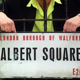 EastEnders has come out on top at the Inside Soap Awards, scooping seven trophies