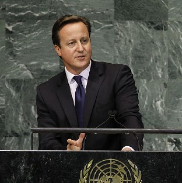 David Cameron is in Brazil on a trade mission (AP/Jason DeCrow)