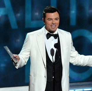 Seth MacFarlane impressed when he presented an award at the Emmys last month