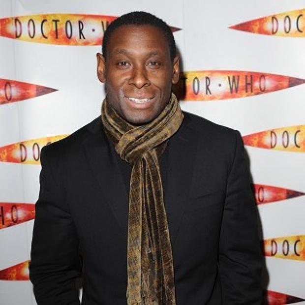 David Harewood plays David Estes in US series Homeland