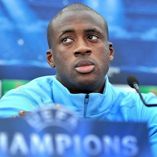 Yaya Toure admits Manchester City cannot afford to drop points against Borussia Dortmund