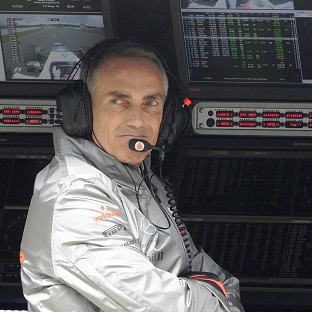 Martin Whitmarsh does not believe Mercedes will have the jump on McLaren next season
