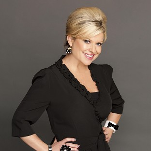 Emily Symons missed out on family time when she was working abroad