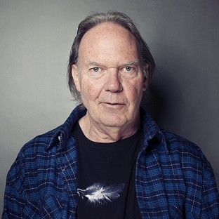 Neil Young has published his memoir, Waging Heavy Peace