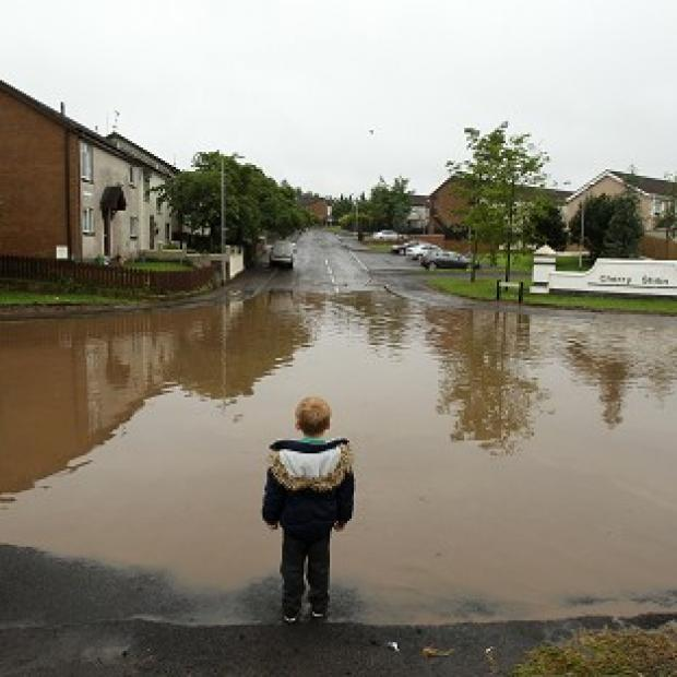 Britain could face further flood misery if heavy rain persists
