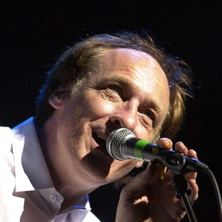 John Otway plans to screen a film before the final scene has been completed