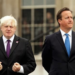 Voters prefer Boris Johnson to David Cameron, according to a new poll