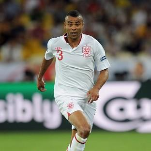 Ashley Cole could feature for England on Friday