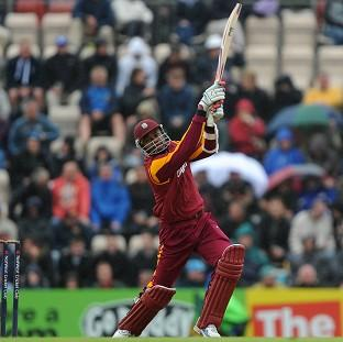 Marlon Samuels scored 78 runs as West Indies finished 137 for six in the ICC World Twenty20 final