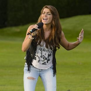 Carolynne Poole was the first X Factor contestant to be voted off the live shows