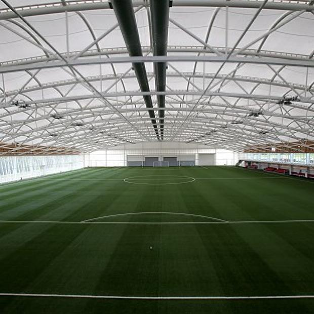 Salisbury Journal: Facilities at the St Georges' Park Football Centre could play a role in England's future