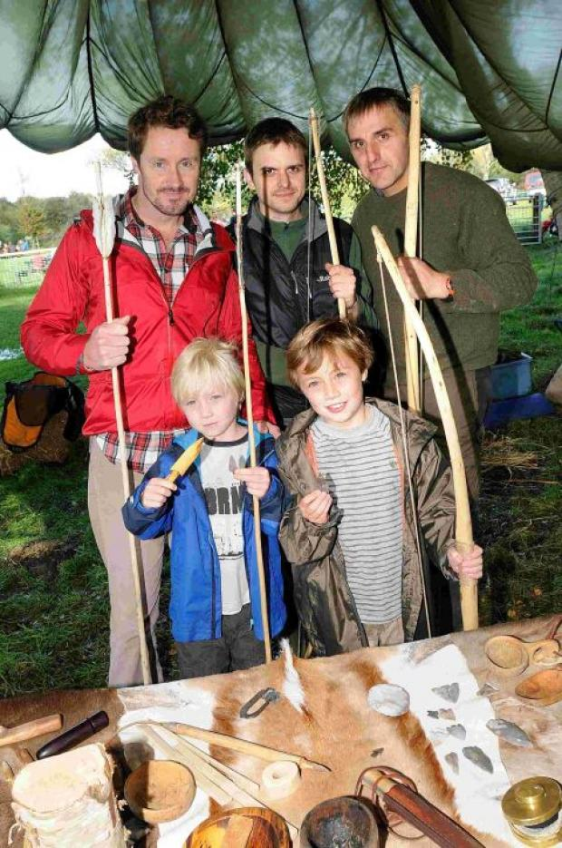 Bushcraft at Moors Valley