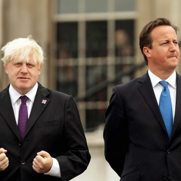 Salisbury Journal: David Cameron said Boris Johnson 'is doing a great job'