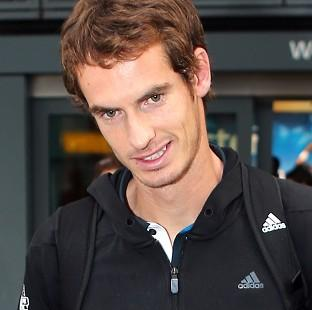 Andy Murray is hoping for a strong finish to 2012