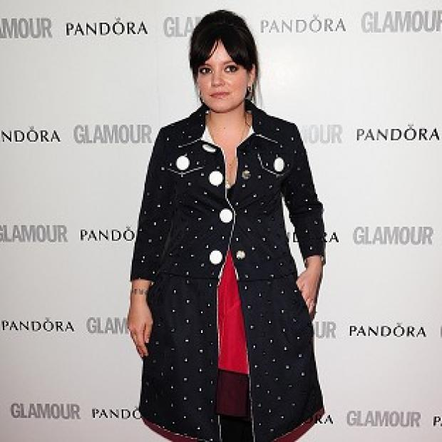 Salisbury Journal: Lily Allen has defended women's rights to have an abortion