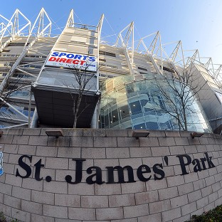 Alan Pardew is 'overjoyed' about the renaming of Sport Direct Arena as St James' Park