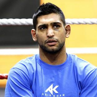 Amir Khan has warned that he should not be underestimated